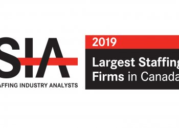 SIA Largest Staffing Firms in Canada 2019