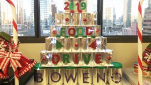 BOWEN Group Food Bank Frenzy Calgary