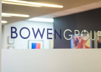 BOWEN Group Named Mark Staffing | Permanent, Contract & Temp Staffing & Recruiting Agency | Canada